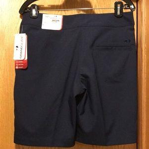 NWT Grand Slam Motion Comfort Waist Golf Shorts